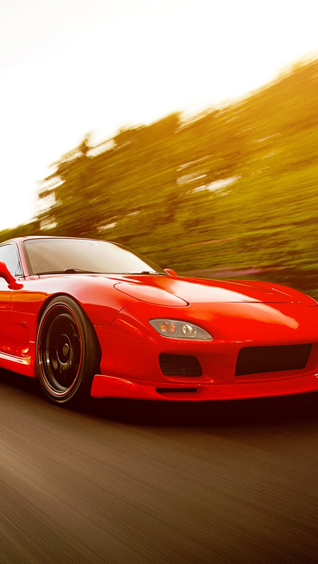 Rx 7 fd iphone 640x1136 iphone 5 5s voltagebd Image collections