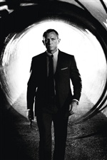 Skyfall 2012 iPhoneの壁紙