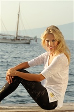Luisana Lopilato 05 iPhoneの壁紙