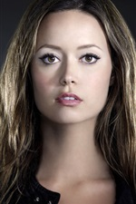 Summer Glau 02 iPhoneの壁紙
