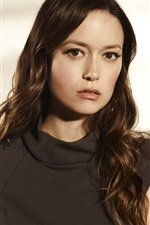 Summer Glau 03 iPhoneの壁紙